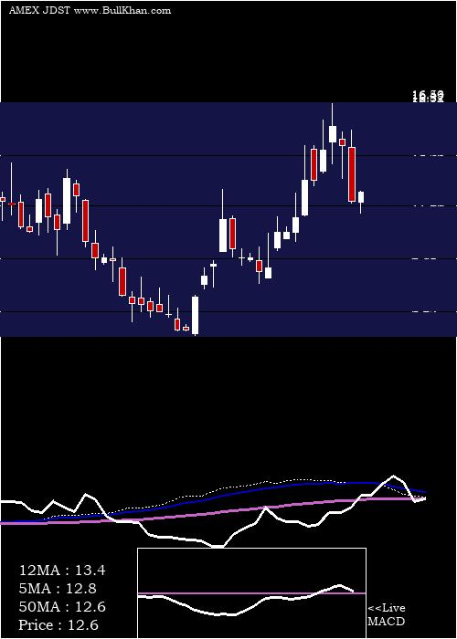 Direxion Daily weekly charts